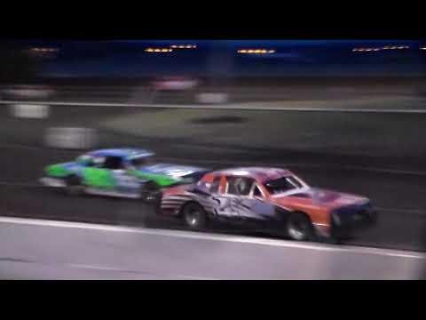 Hobby Stock Heat 2 @ Benton County Speedway 04/12/18