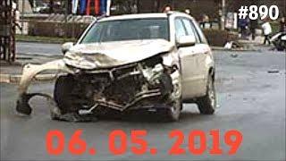 ☭★Подборка Аварий и ДТП/Russia Car Crash Compilation/#890/May 2019/#дтп#авария