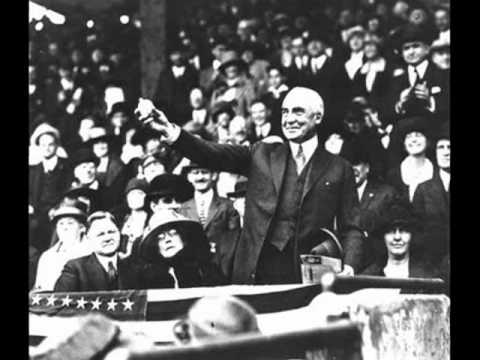 "Warren G. Harding:  ""Return to Normalcy"""