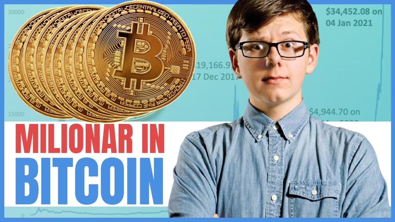 parola milionarului bitcoin