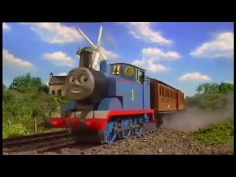Thomas Friends 2003 Intro But It Has The Britt Allcroft Logo And 1984 Music