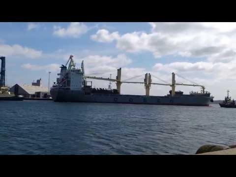 Ji Xiang Song  - ( Bulk / Multi Purpose Vessel ) Fredericia.