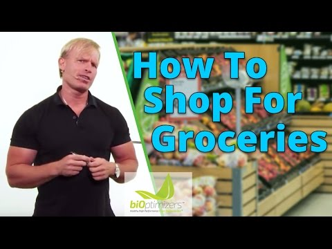 How To Buy Groceries - Understanding Produce Codes & The Best Way To Wash Vegetables