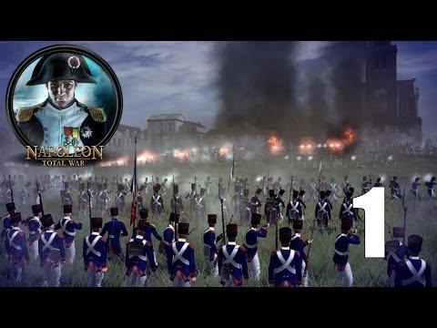 Napoleon: Total War #1 - Хочешь мира - готовься к войне