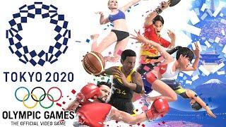 Tokyo 2020 - Jogo Oficial das Olímpiadas ? [ PC - Gameplay 4K ]