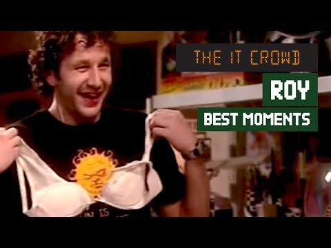 Roy's Best Moments & Best Scenes - The IT Crowd