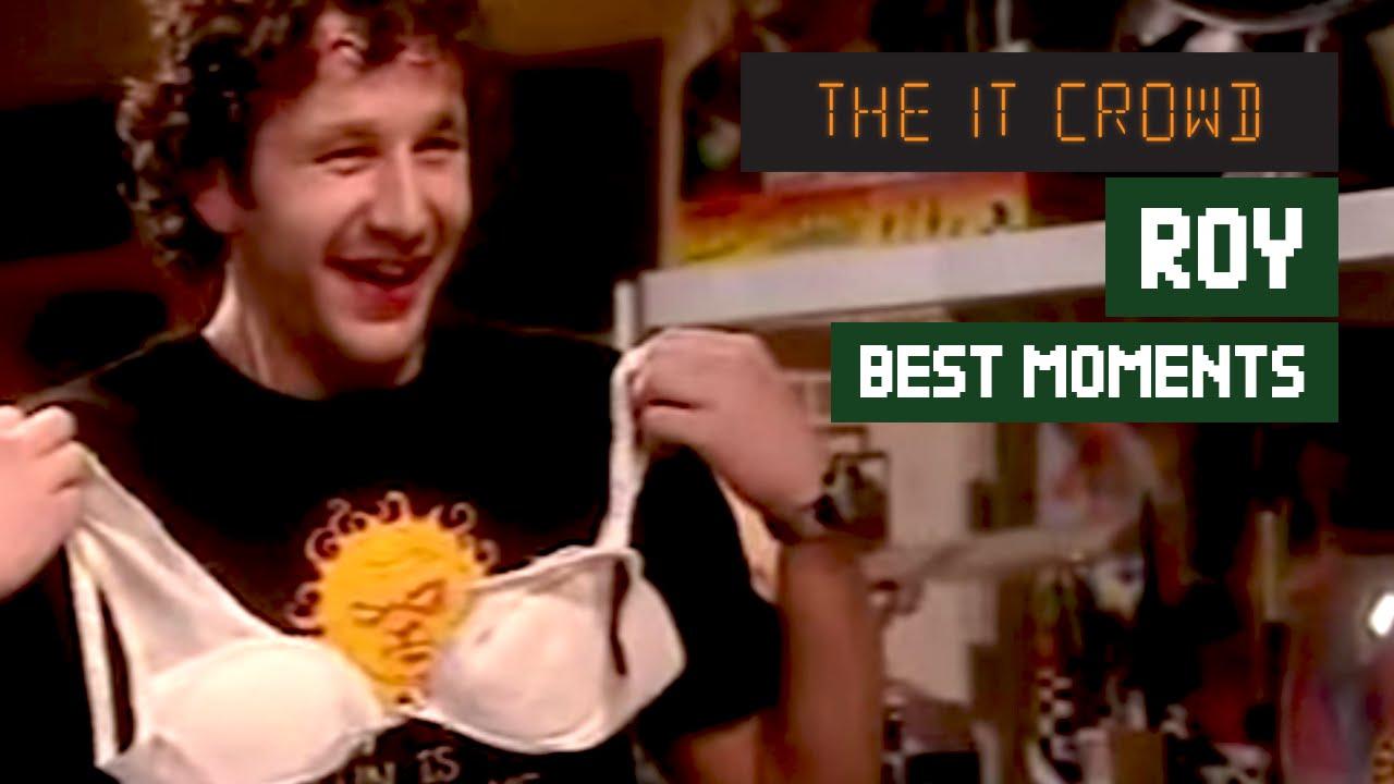Download Roy's Best Moments & Best Scenes - The IT Crowd
