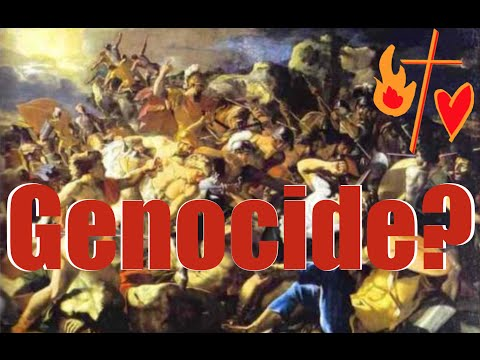 Did God Command Genocide in the Old Testament?