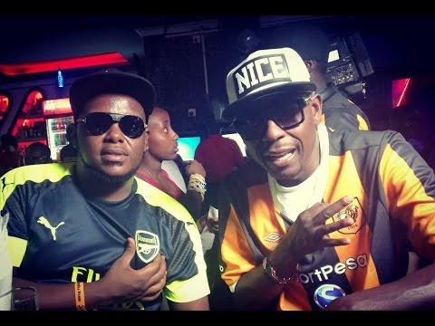 Frasha (P-unit) & Nonini-Arsenal & Hull City Screening Nakuru