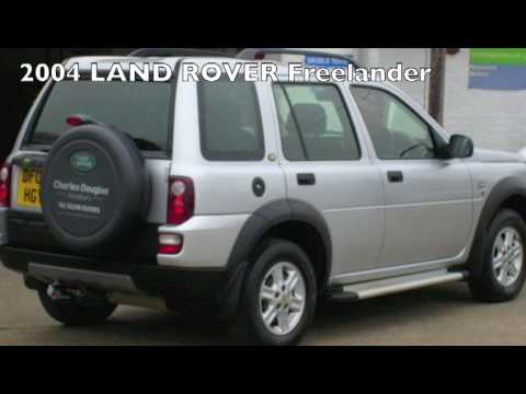 Louth Used Cars - 2004 LAND ROVER Freelander