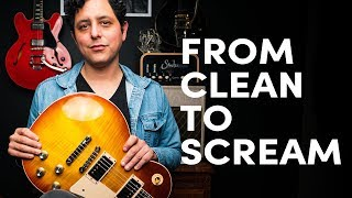 The MIGHTY TONES of the 2019 Gibson Les Paul Standard 60s