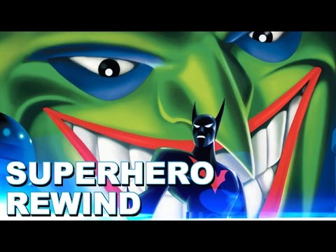 Superhero Rewind: Batman Beyond Return of the Joker Review