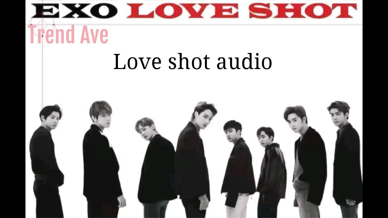 Exo 'Love Shot' mp3 audio
