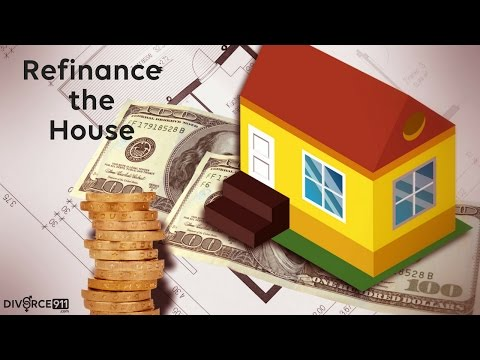 Divorce - Refinance House 2 Minute Tip