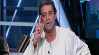 على هوى مصر - مشادة كلامية بين مصطفى الجندي و المحامي محمود عطيب بسبب العفو الرئاسي