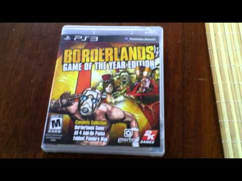 Borderlands GOTY Review PS3 *HD*