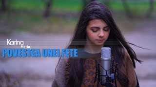 Karina Maria - Povestea Unei Fete | Official Video (Cover Mashup Florin Salam) #XtraSession