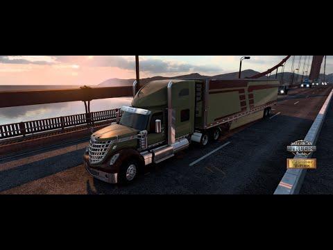 American Truck Simulator video number 492 |