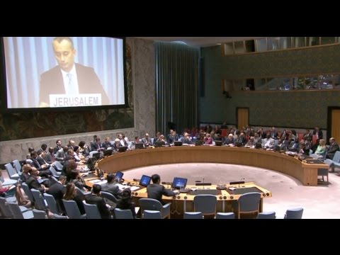 UN calls for restraint from all sides of Palestine Israel tension   UNTV, CCTV, Reuters