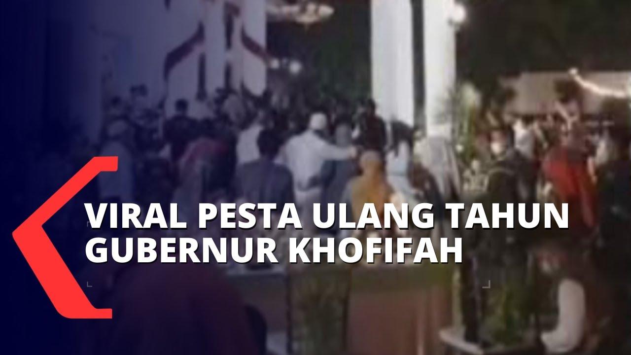 Epidemiolog dan Kemenkes Angkat Bicara Terkait Viral Kerumunan Pesta Ulang Tahun Gubernur Khofifah