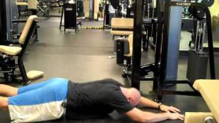 Self Made Exercise Index:  Extended Straight-Arm Pushups