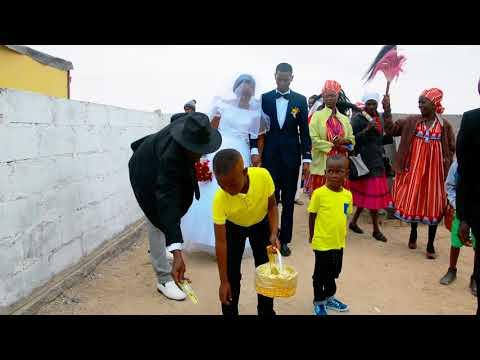 Namibian Mixed Wedding (hango say Waka) full lenght