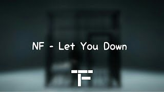 [TRADUCTION FRANÇAISE] NF - Let You Down