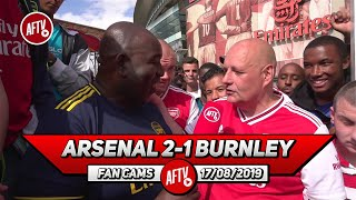 Arsenal 2-1 Burnley | I'll Feel Like A Woman In Labour Watching David Luiz This Season (Claude)