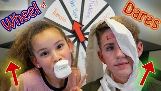 Wheel of Dares! (MattyBRaps vs Olivia Haschak) thumbnail