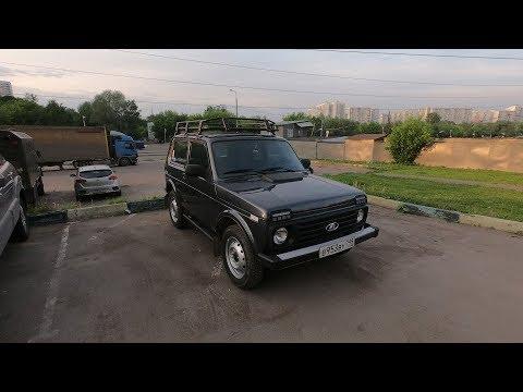 Новая Lada 4x4 / НИВА по Москве - АД или роскошь...?