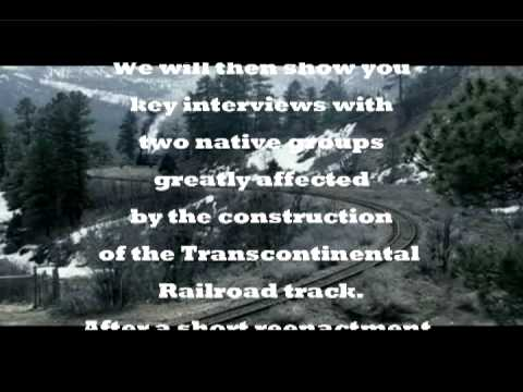 Timeline Project AP US History Transcontinental Railroad Overview