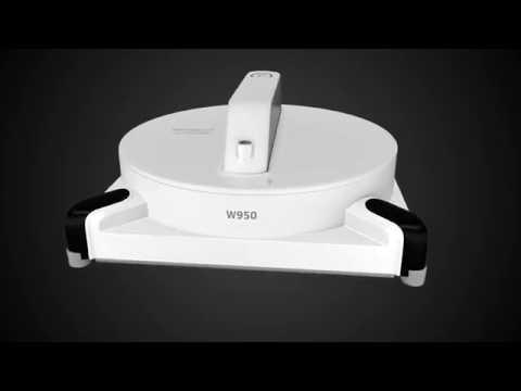窓を自動でお掃除する 高速清掃モデル窓用ロボット掃除機 WINBOT 950 を11月中旬に発売