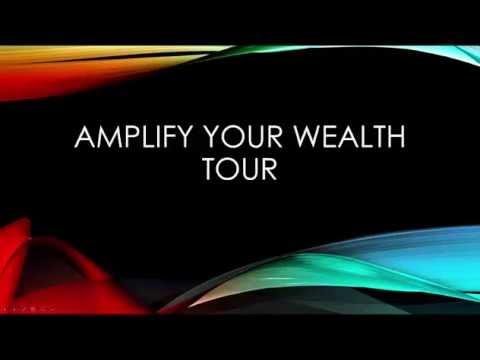 Amplify Your Wealth Tour 2016