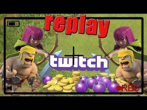 #VayaRobo | Streaming del 12 de Julio | Descubriendo Clash of Clans