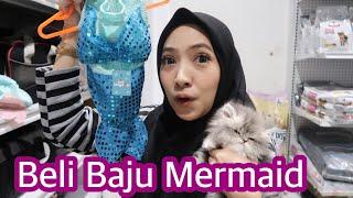 Ngakak Nemu Kostum Mermaid Buat Bayi Kucing