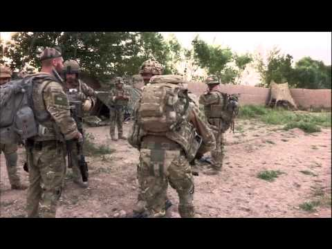 Royal Marines: Mission Afghanistan - Venus Fly Trap