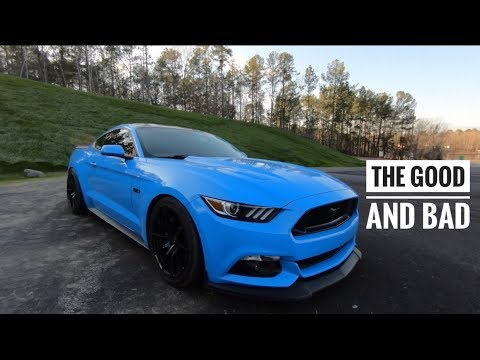 2 year ownership 2017 Mustang 5.0 - review