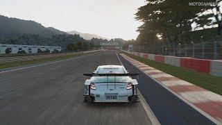Gran Turismo Sport - Lexus PETRONAS TOM'S SC430 '08 Gameplay