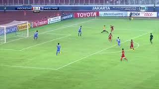 Download Video HIGHLIGHT INDONESIA VS CHINA TAIPEI SKOR 3-1 MP3 3GP MP4