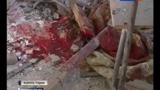 Сирия. Алеппо. ИГ ДА убивают детей в школах...