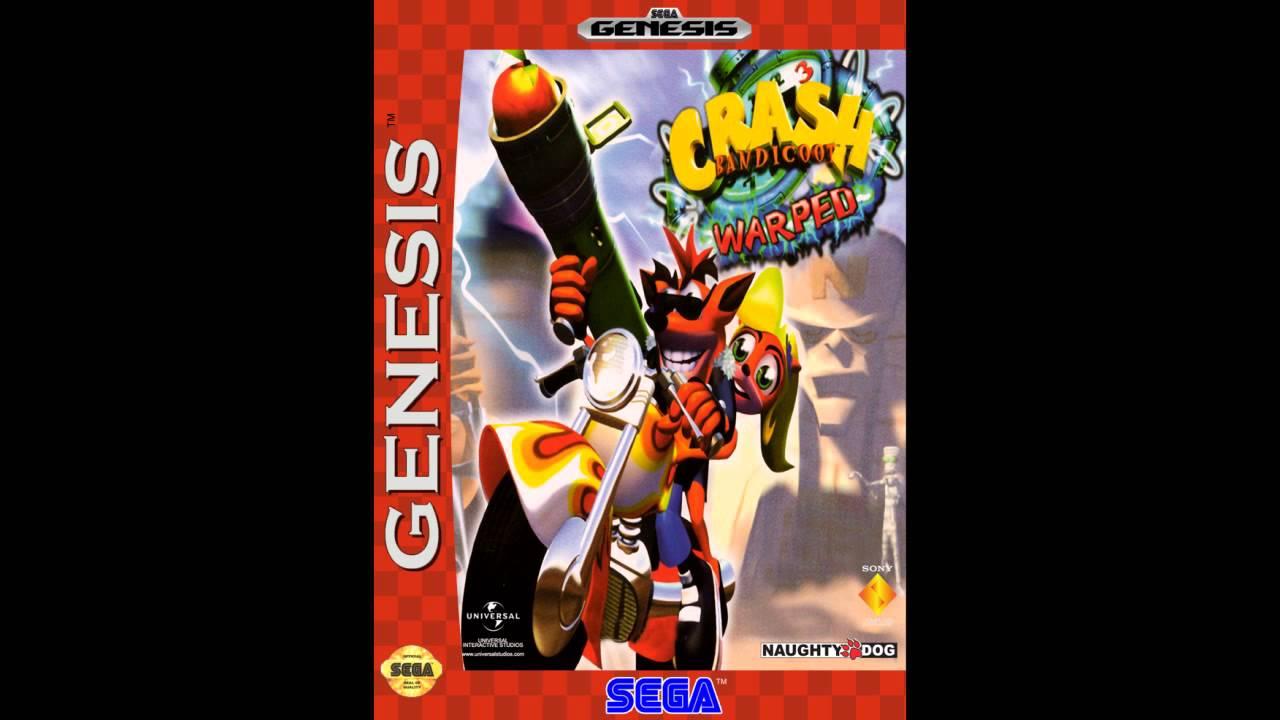 Crash Bandicoot Sega &KD41 – Advancedmassagebysara