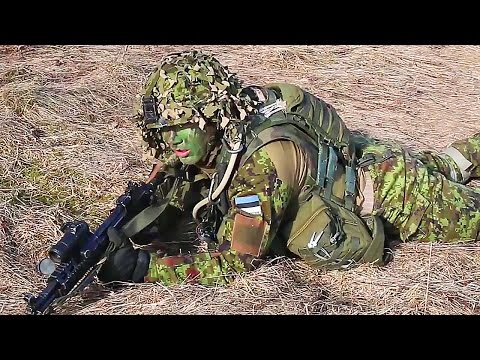 Estonian Infantry vs U.S. Army - Opposing Force OPFOR