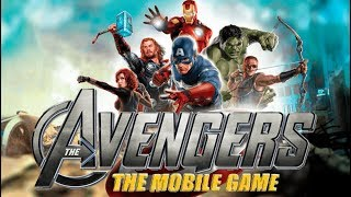 The Avengers - The Mobile Game part 1