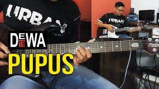 Tutorial Gitar Melodi Dewa 19 PUPUS By Sobat P