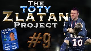 FIFA 14 The TOTY Ibrahimovic Project - Ep 9 Part 1 - Introducing Blue Zlatan!