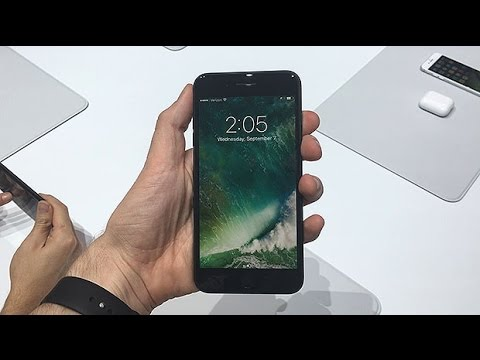 Apple iPhone 7 Plus - hands on