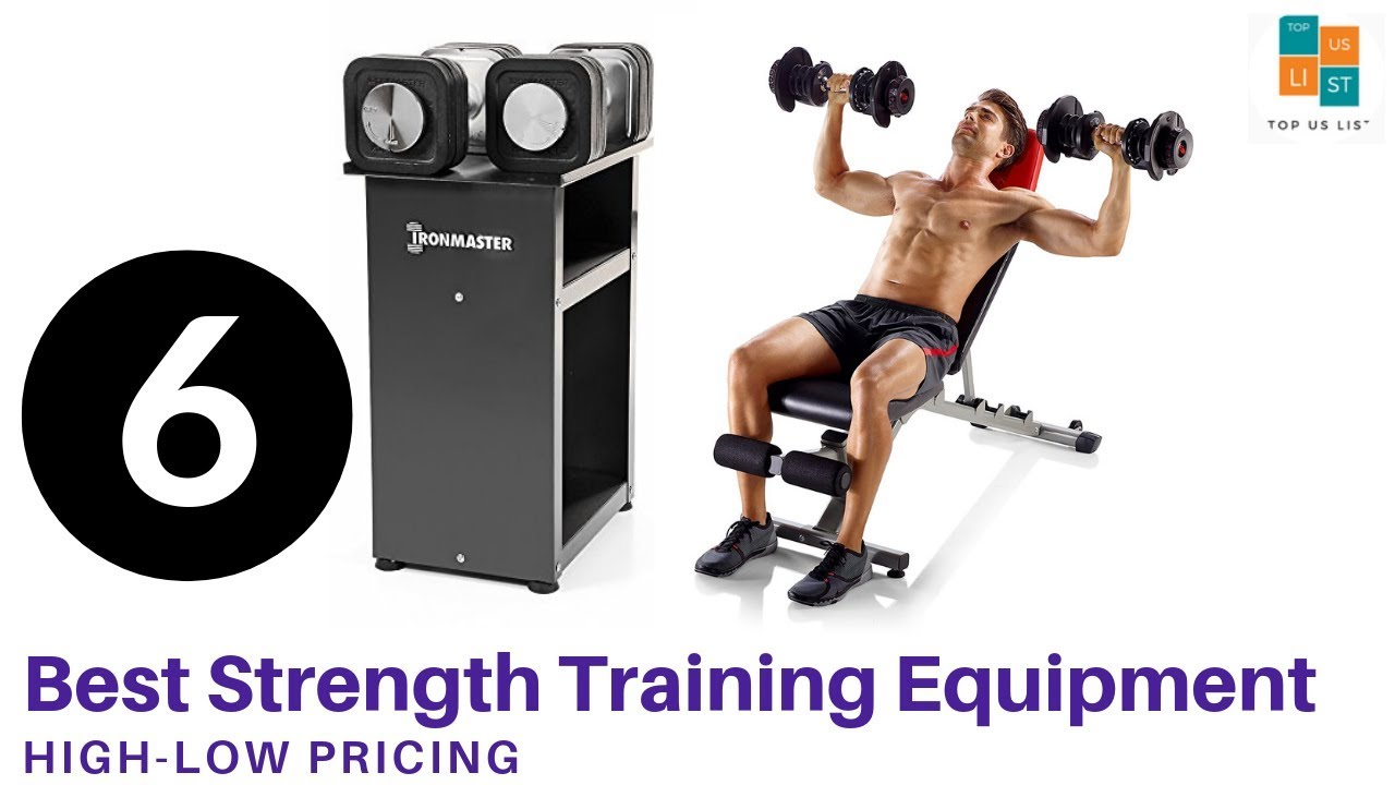 Best Home Gym 2020.The 6 Best Strength Training Equipment For Home Gym 2020