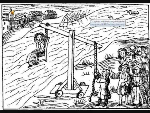 elizabethan witch trials
