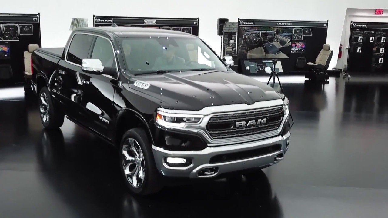Exclusive Footage : 2019 Ram 1500 : Rams First Ever Mild ...