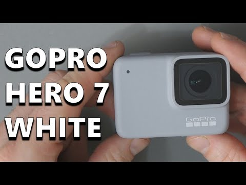 GoPro Hero 7 White Review - Unboxing, User Interface & Video